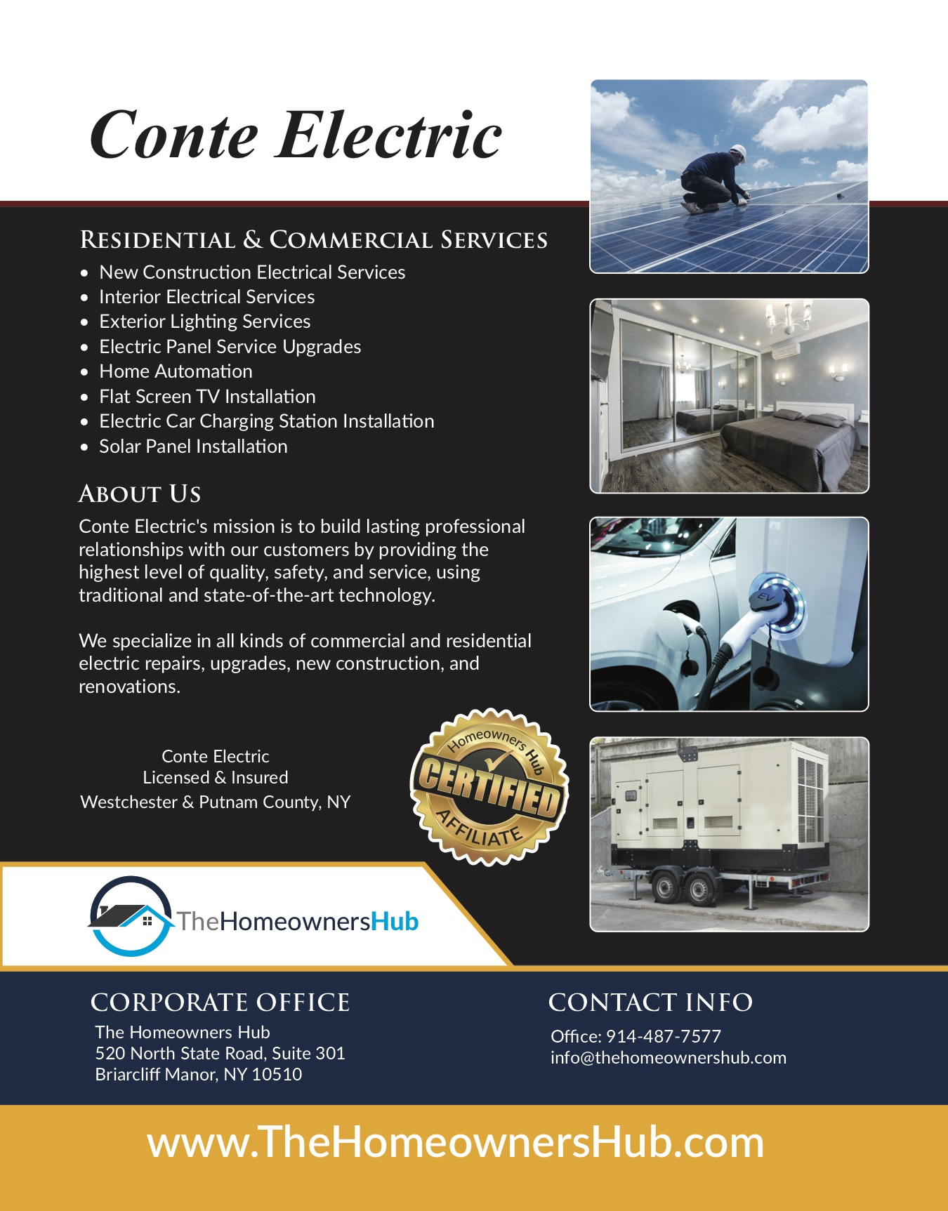 Conte Electric Services